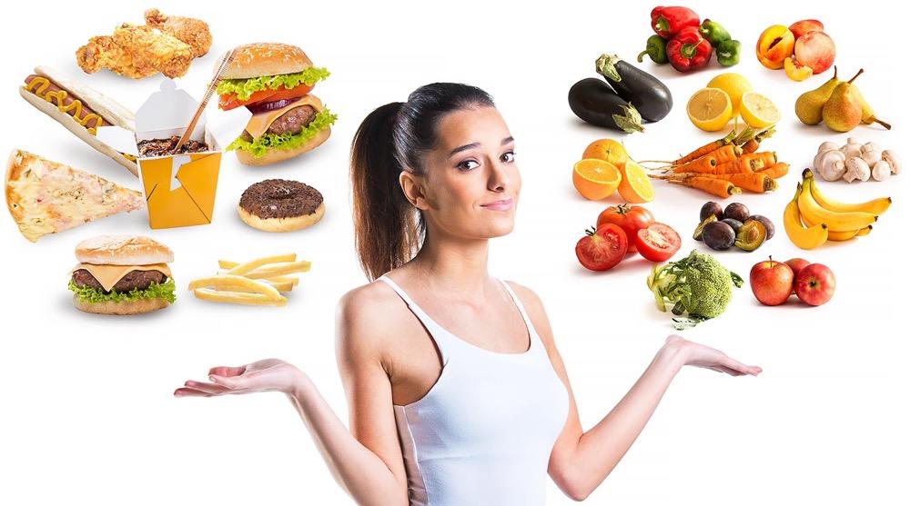 5 причин перейти на здоровое питание для похудения