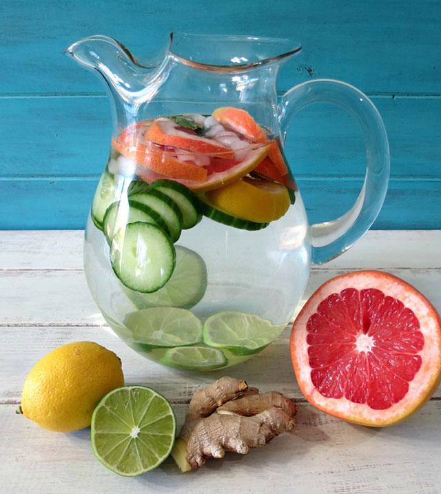 Другие варианты питьевых разгрузочных дней