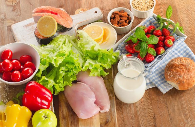 Какие продукты подойдут для составления правильного меню на неделю для похудения
