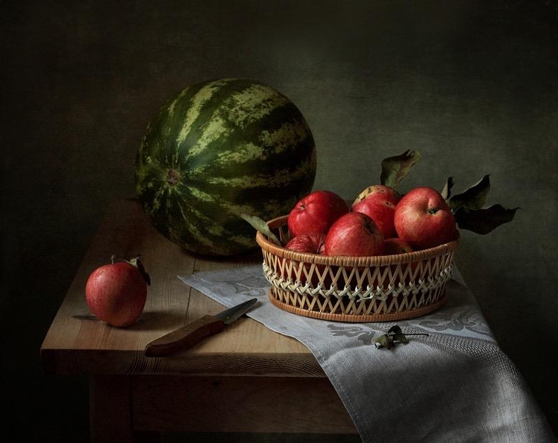 РД на яблоках и арбузе