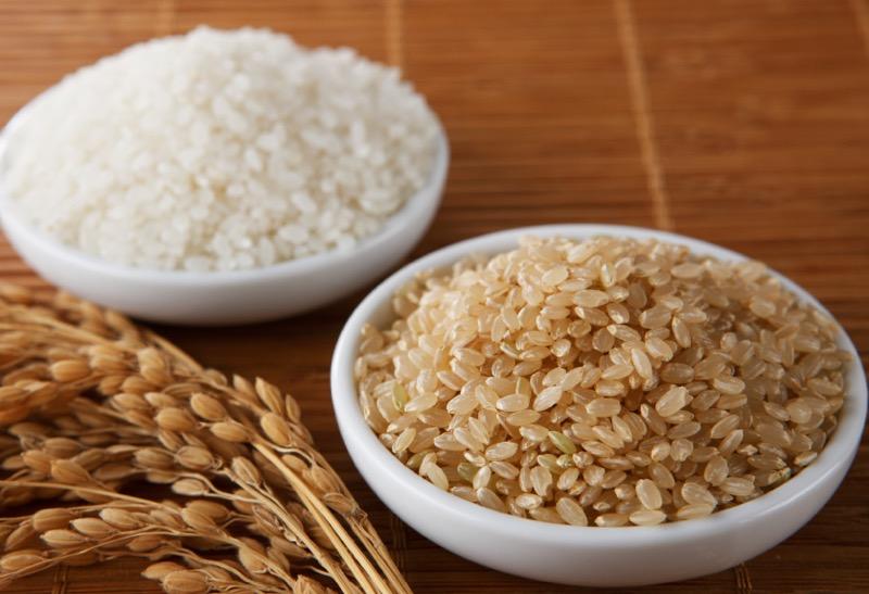 Выбираем и подготавливаем рис к разгрузке
