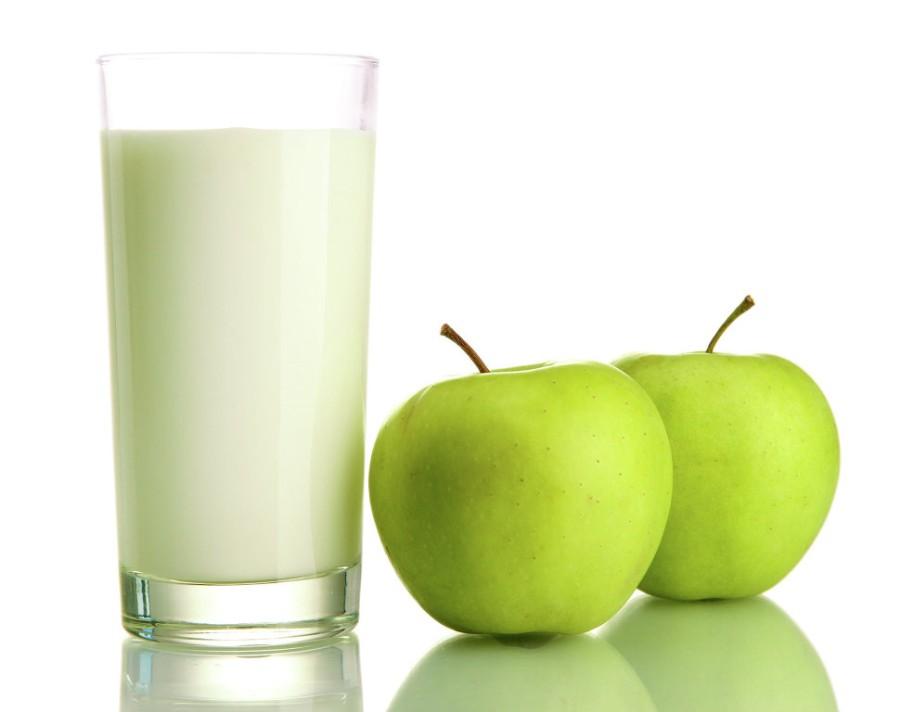 Яблочно-кефирный разгрузочный день