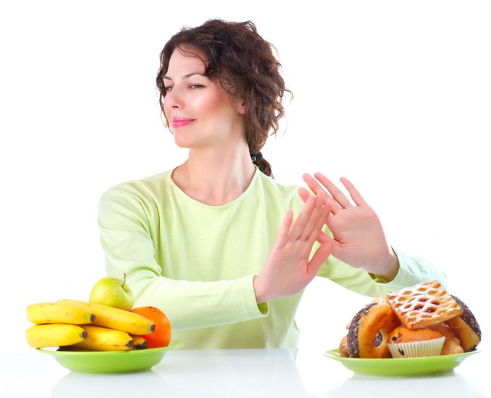 Что полностью исключить из меню для похудения