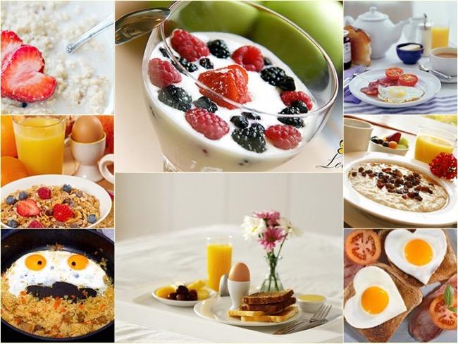 Лучшие простые рецепты правильных завтраков