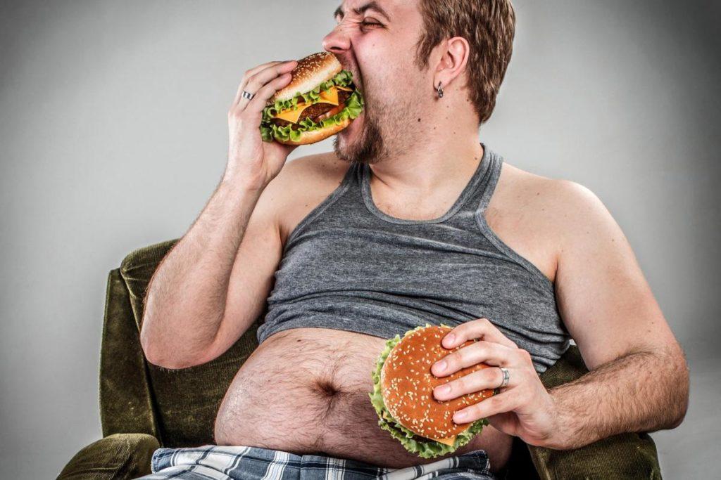 Основные ошибки в питании