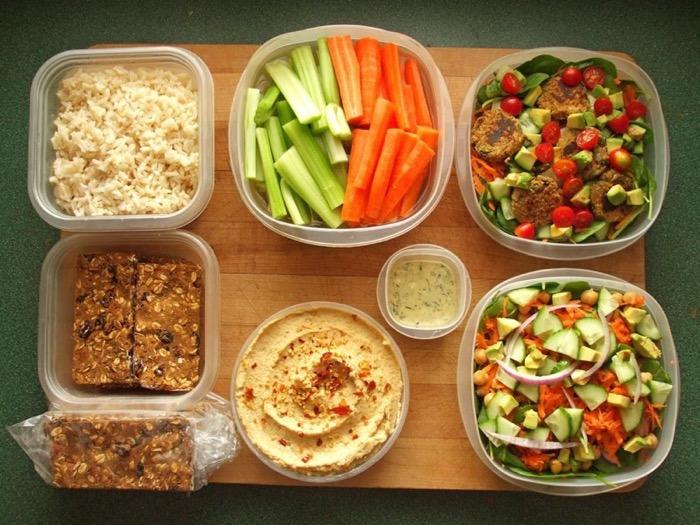 Основы правильного питания на неделю