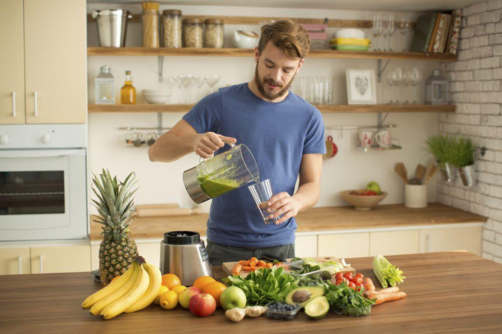 Питание для похудения для мужчин