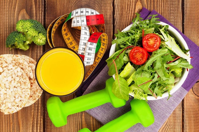 Питание для похудения для женщин