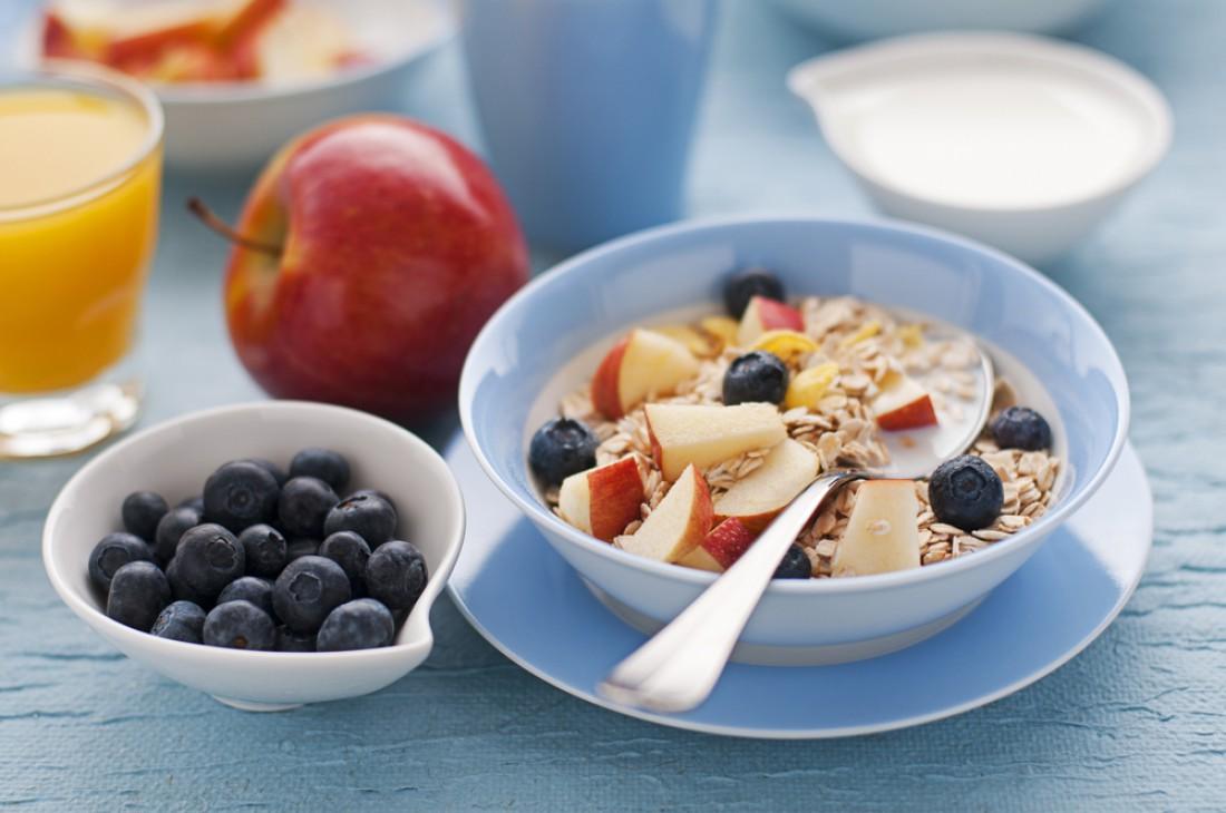 Полезный завтрак: правильное питание
