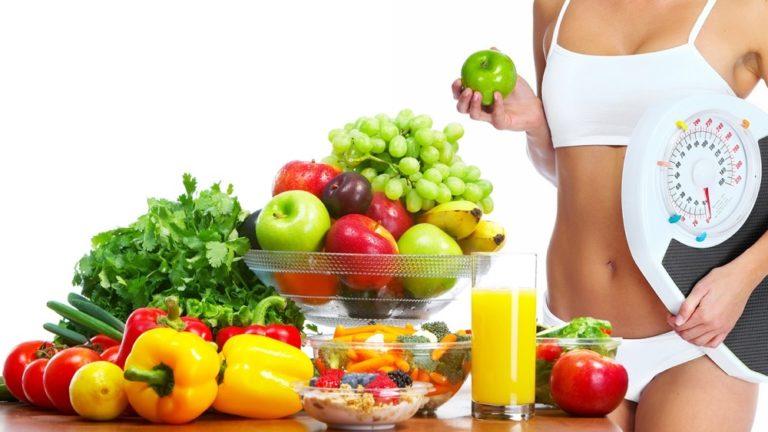 пп правильное питание для похудения меню