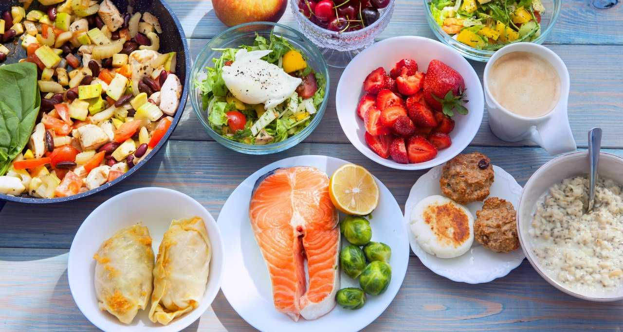 Правильное питание: обед