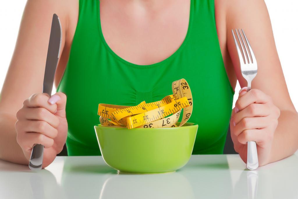 Правильное снижение веса: почему ПП