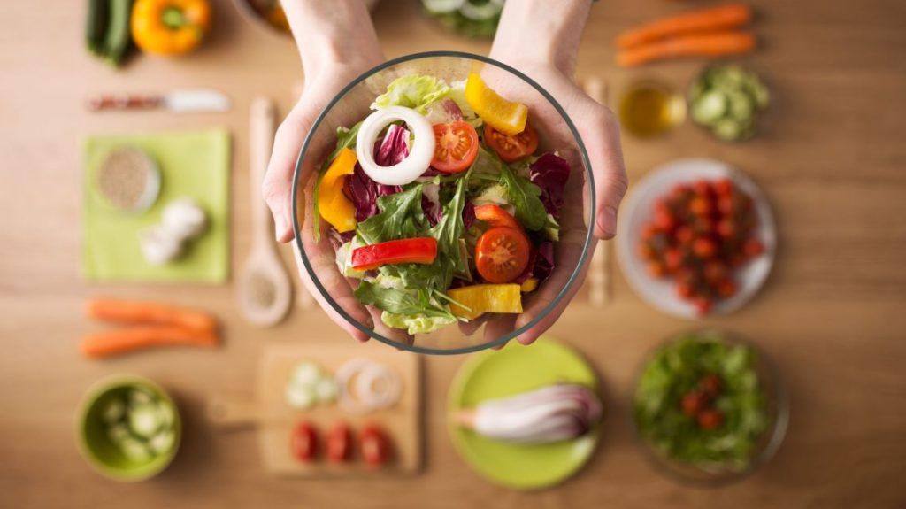 примерное питание день для похудения