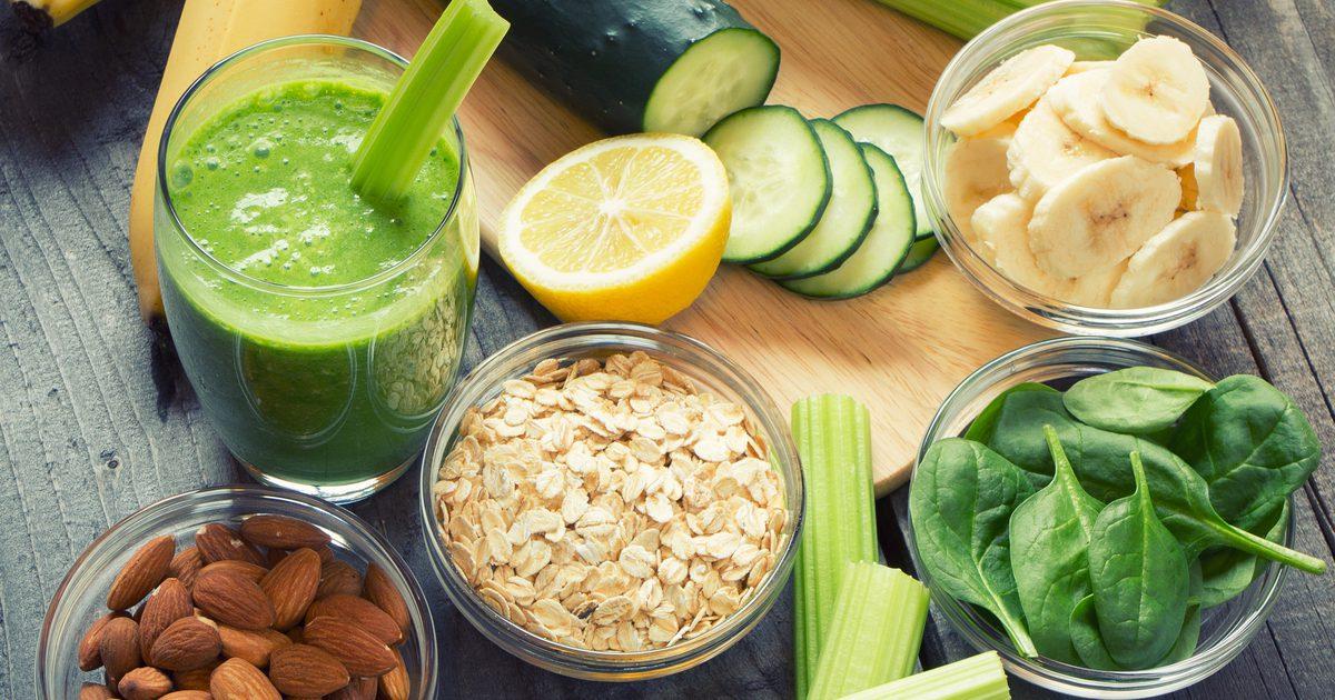 Принципы питания на месяц для похудения