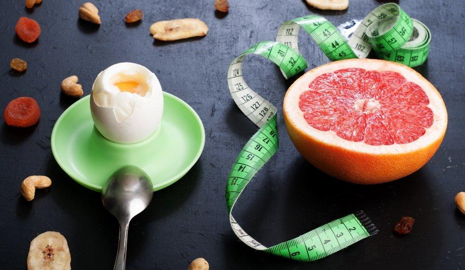 Диеты На Яйцах И Грейпфрутах. Грейпфрутовая диета