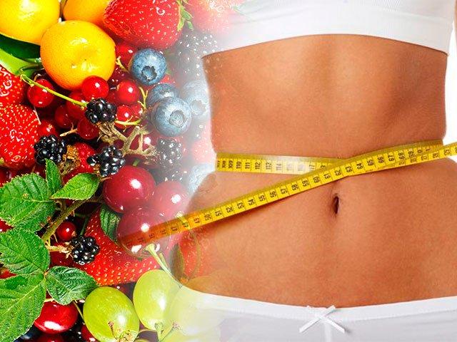 Как питаться, чтобы убрать жир с живота