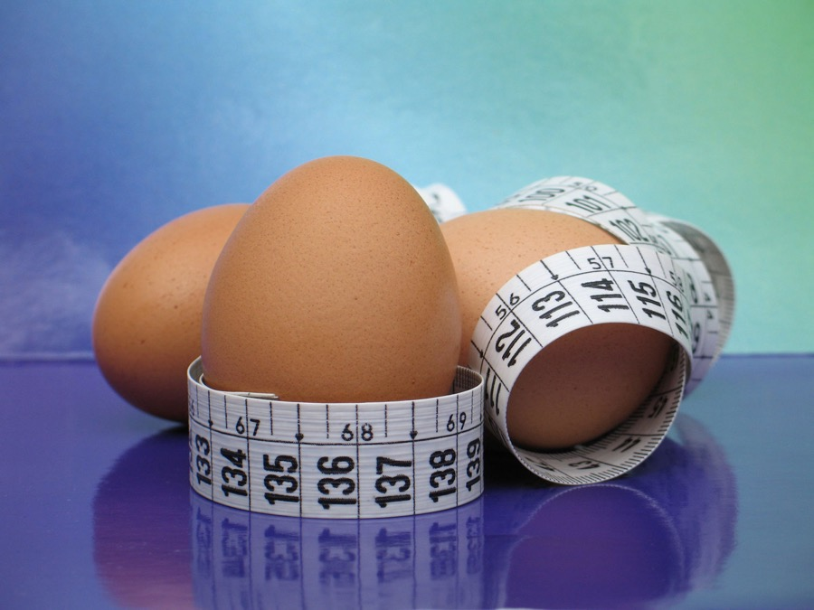 Как похудеть на 10 кг за неделю на яичной диете