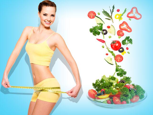 без диет похудеть на 10 кг