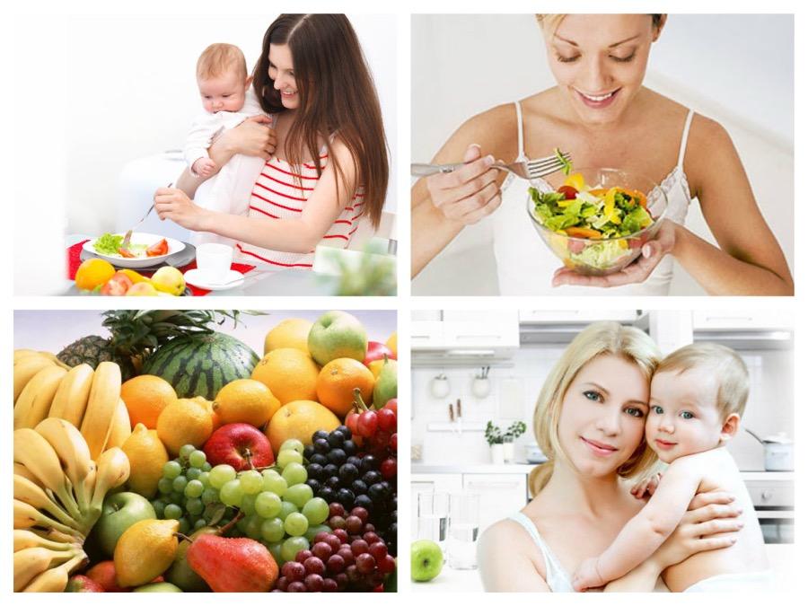 Почему диета после родов актуальна