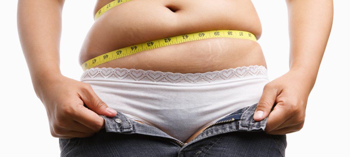 Почему накапливается жир на боках и животе