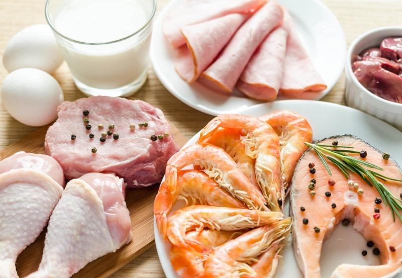 Правила диеты на белках