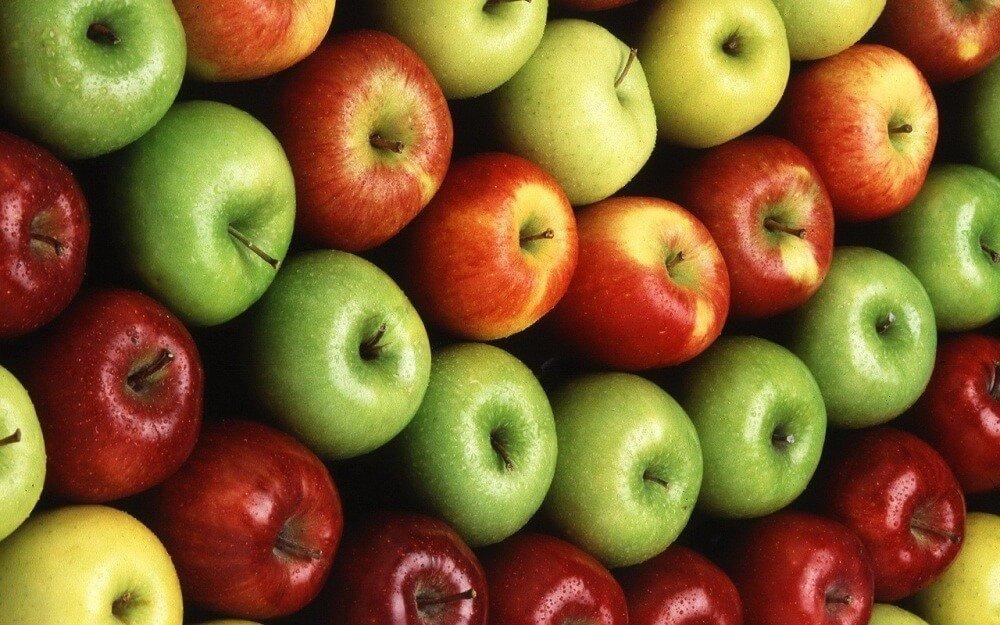 Преимущества диеты на яблоках