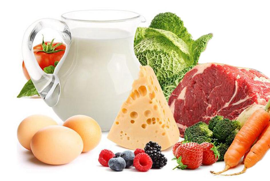 Продукты для меню диеты Протасова