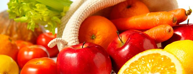 Разгрузочный день на фруктах и овощах: разные варианты РД