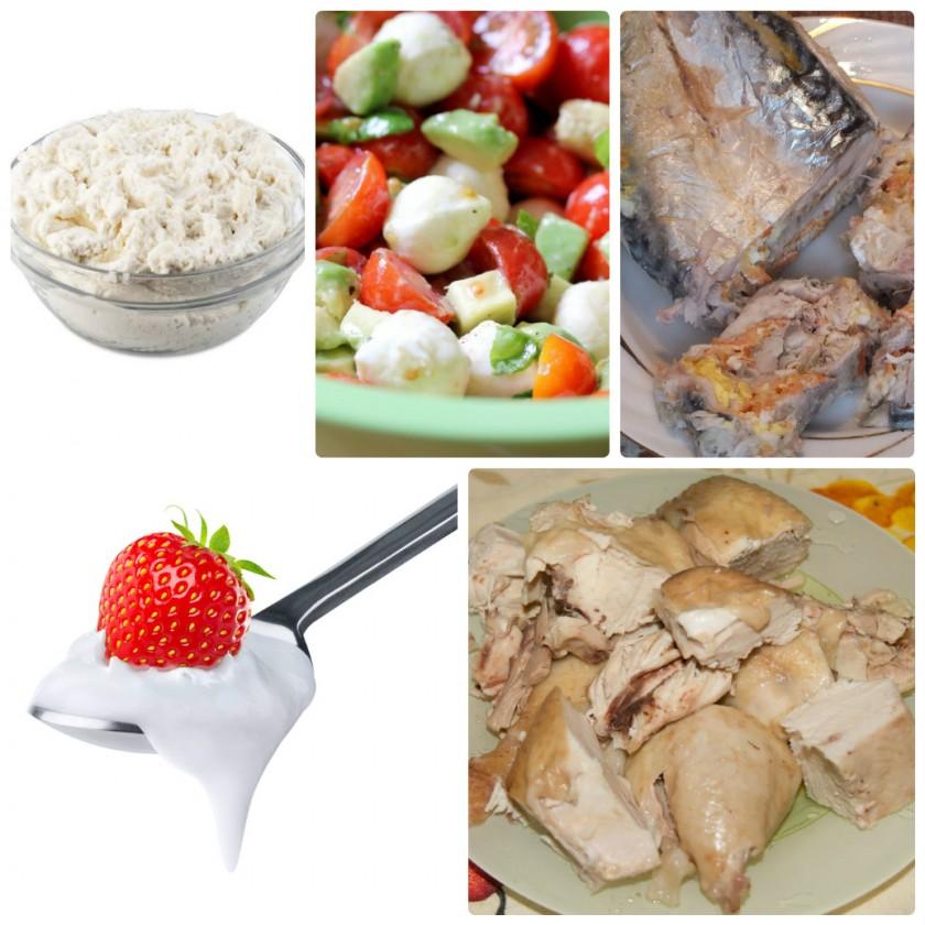 Суть белковой диеты для похудения