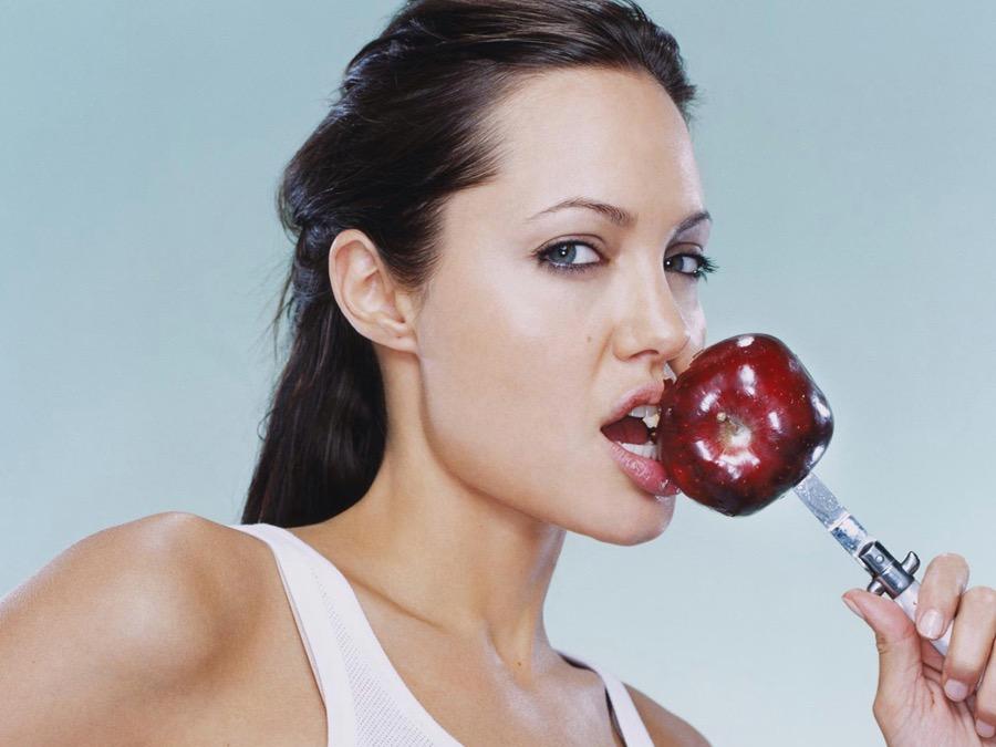 Варианты диеты от Джоли