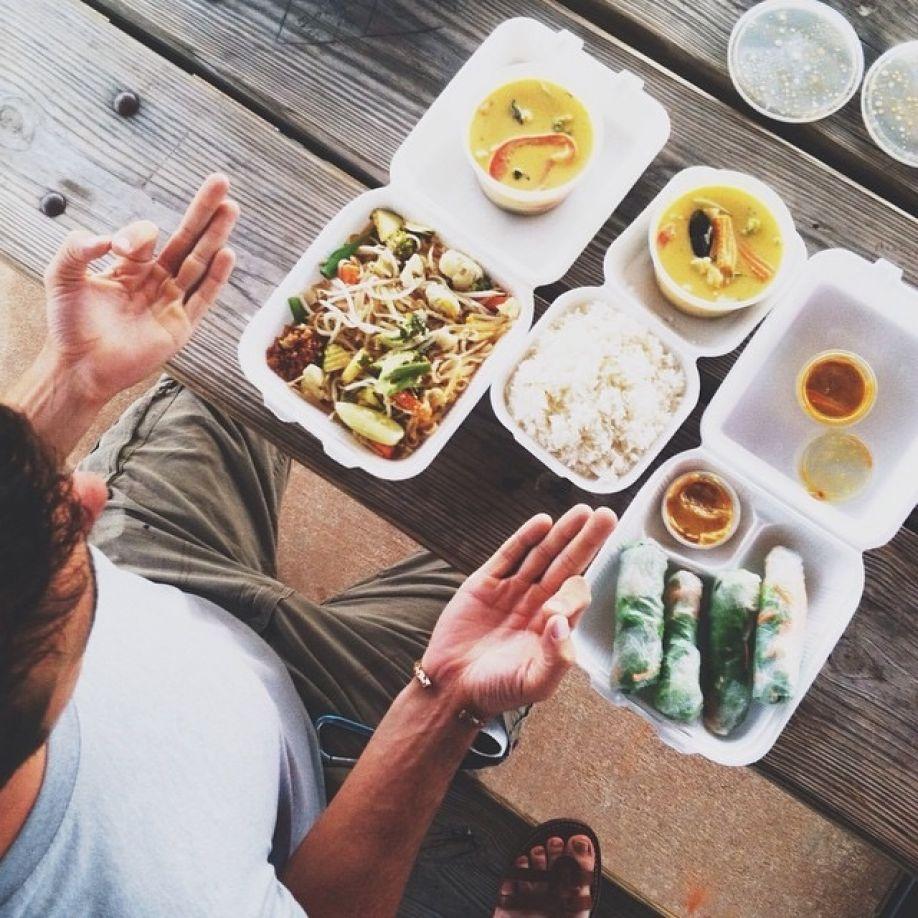 Что едят сыроеды: особенности направления