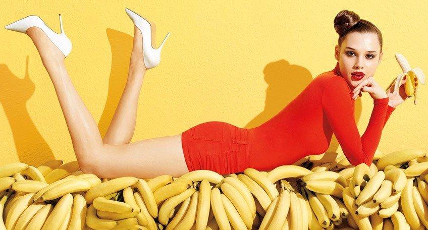Действительно ли можно похудеть на бананах?