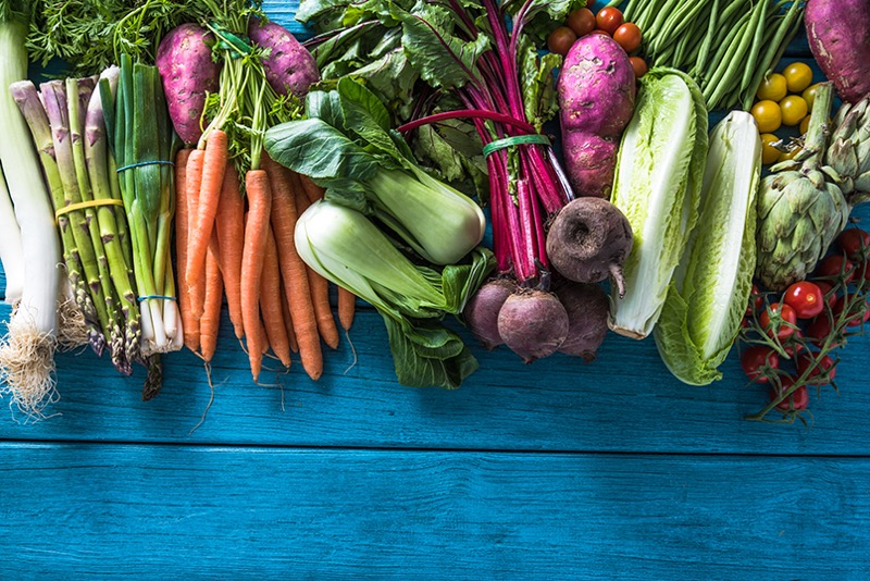 Как подготовить овощи для диеты