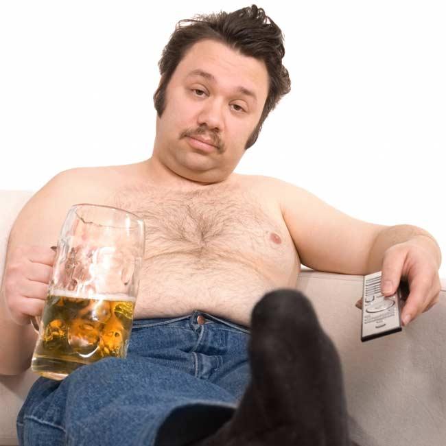 Ошибки в питании мужчин
