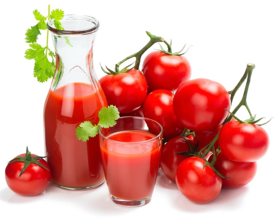 Правила диеты на помидорах