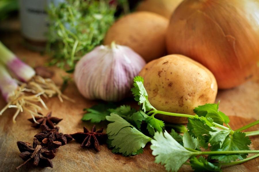 Правила овощной диеты для похудения