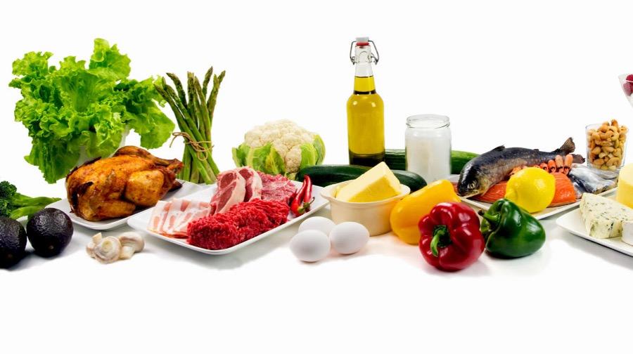 Продукты для LCHF-диеты