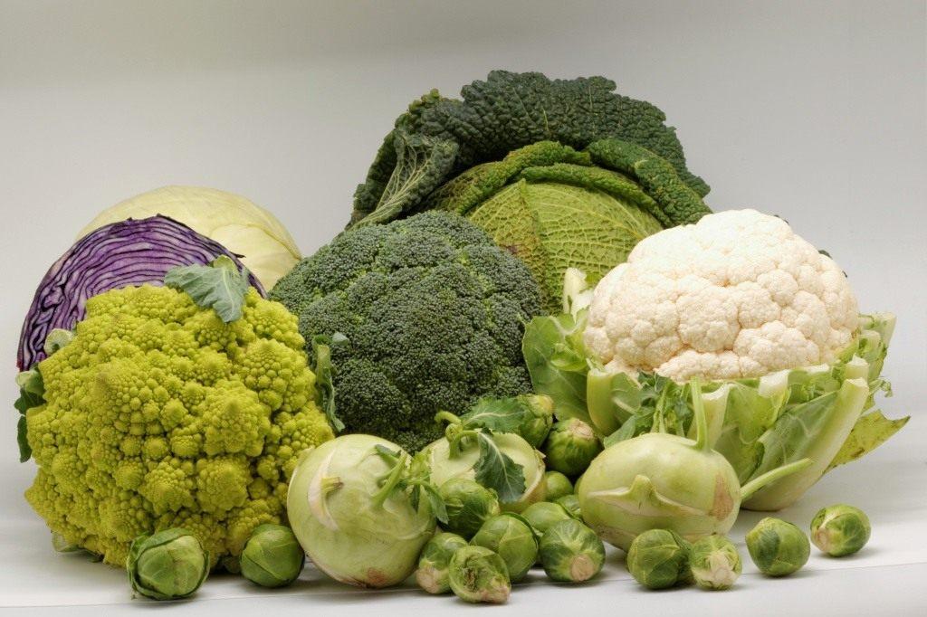 Разновидности капустной диеты