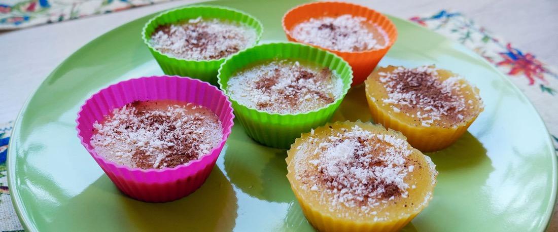Апельсиновые мармеладки из агар-агара