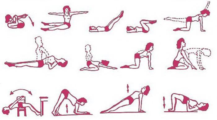 Комплекс упражнений для продвинутых