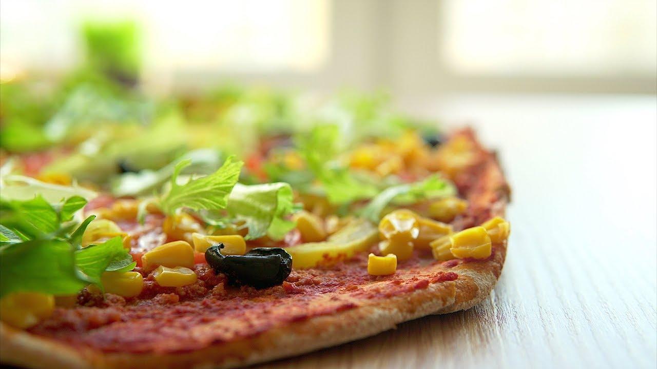 Преимущества пиццы для вегетарианцев