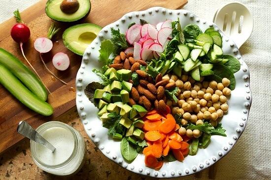 Принципы здорового веганского питания