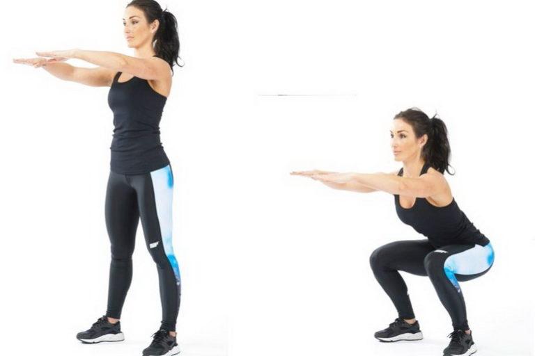 комплекс упражнений табата для похудения