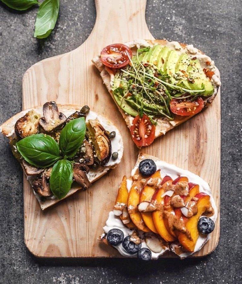 Разнообразие вегетарианских рецептов на каждый день