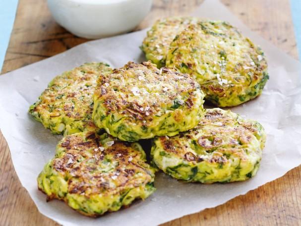 Рецепт вегетарианских котлет из кабачков