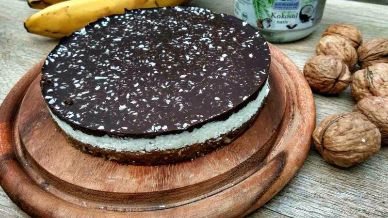 Торт «Баунти»