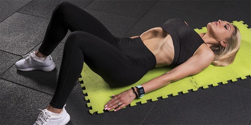 Упражнение «вакуум» для живота