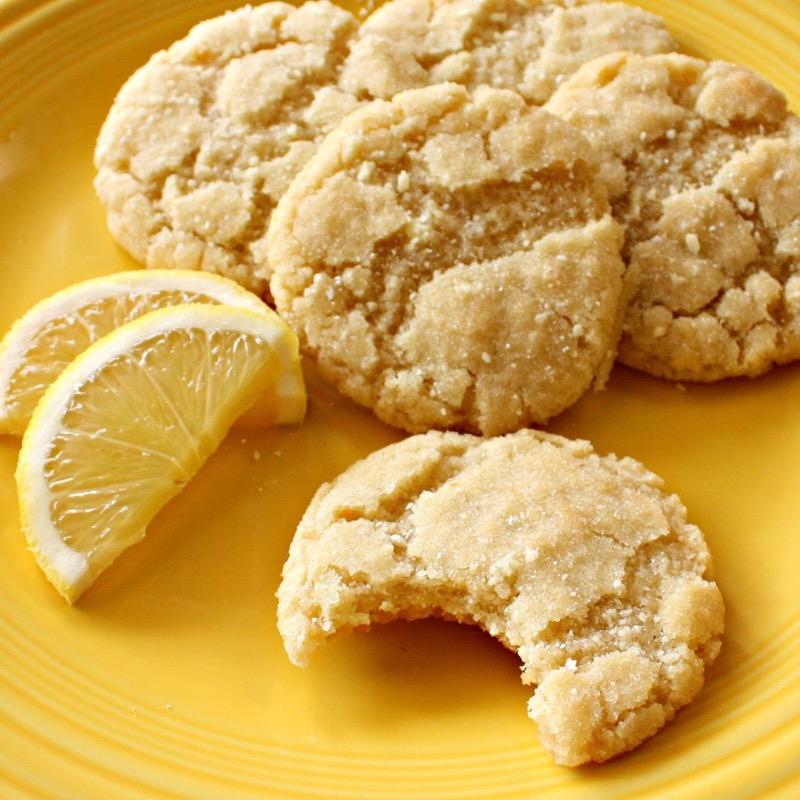Веганское сахарное печенье