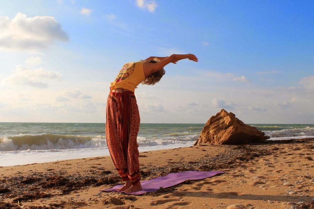 «Сурья намаскар»: комплекс упражнений