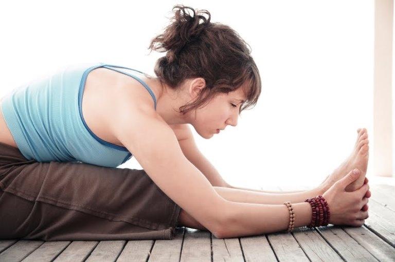 Комплекс упражнений «5 тибетцев»